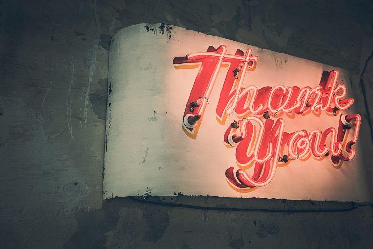 İngilizce Teşekkür Etmenin 5 Farklı Yolu